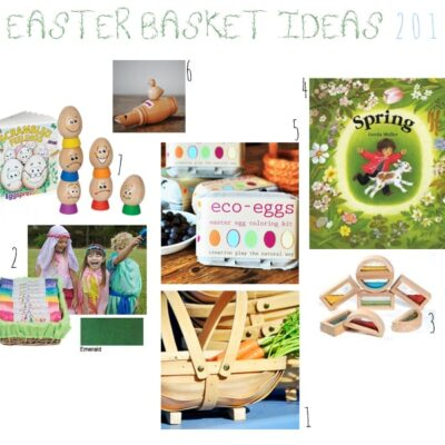 Easter Basket Ideas for 2013