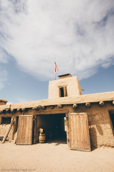 Bent's Old Fort. - ahumbleplace.com
