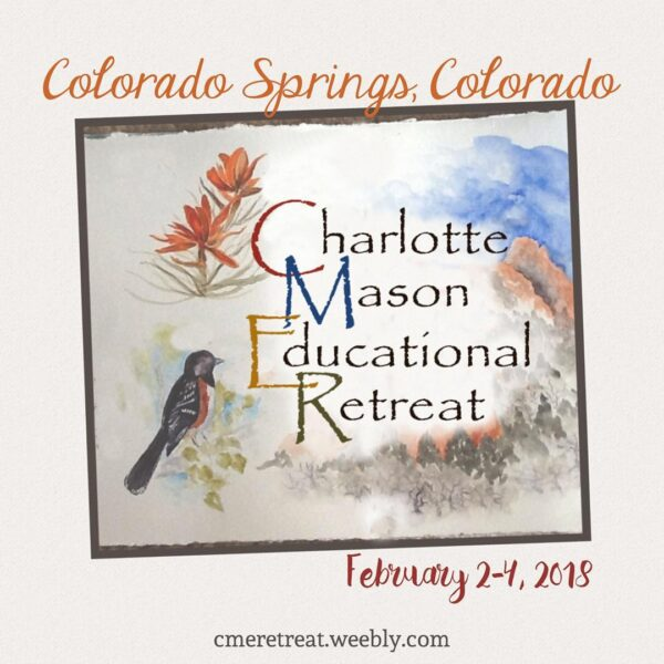 Charlotte Mason Educational Retreat