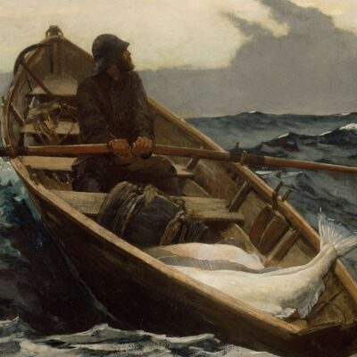 Charlotte Mason Picture Study Aid: Winslow Homer