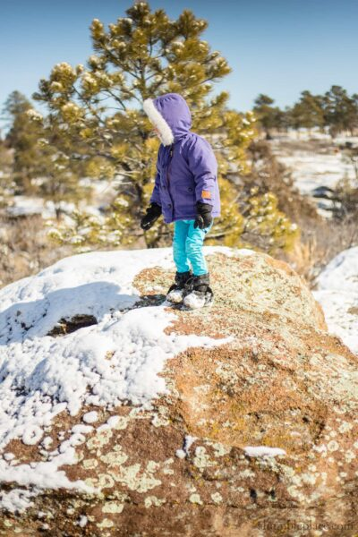 Castlewood Canyon State Park (February 16, 2018) - ahumbleplace.com