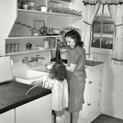 A Kitchen to Love.