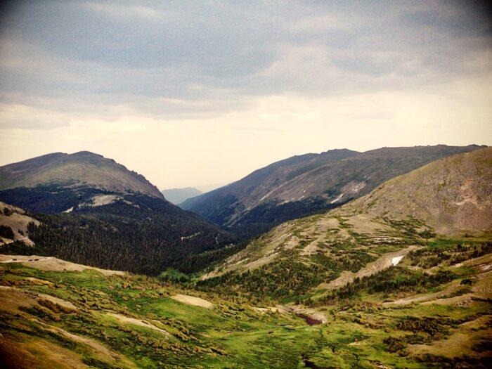 4 July 2012Rocky Mountain National Park