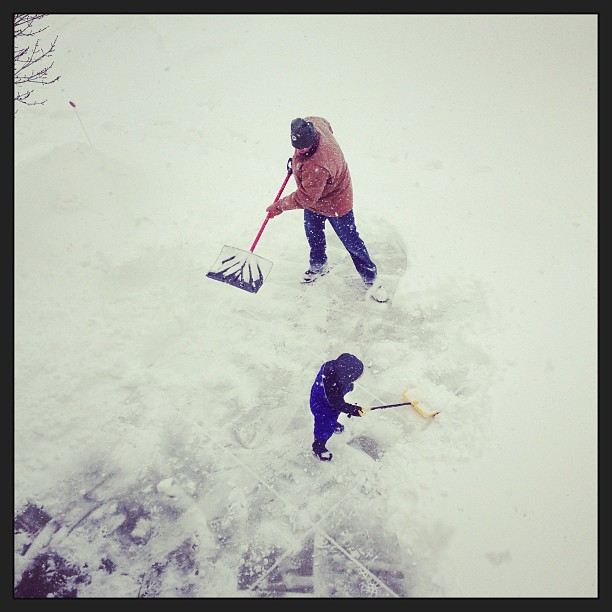 baby's first shovel.