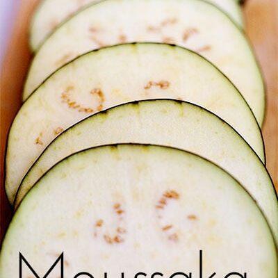 Moussaka!