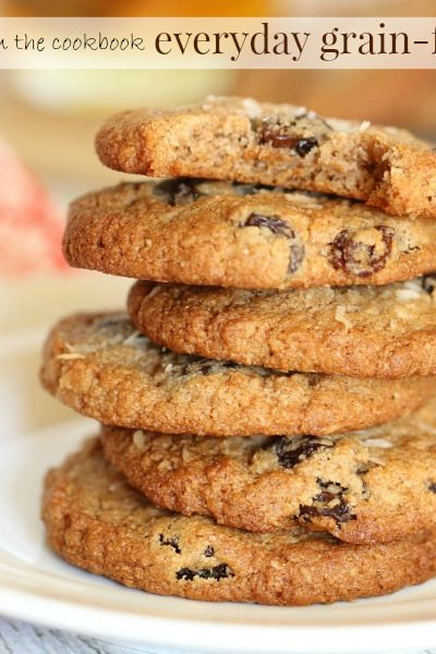 Almost Oatmeal Cookies (ahumbleplace.com)