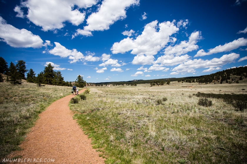Florissant Fossil Beds - ahumbleplace.com