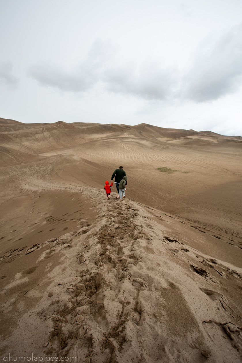 Great Sand Dunes - ahumbleplace.com