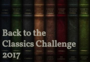 2017 Back to the Classics Reading Challenge - ahumbleplace.com