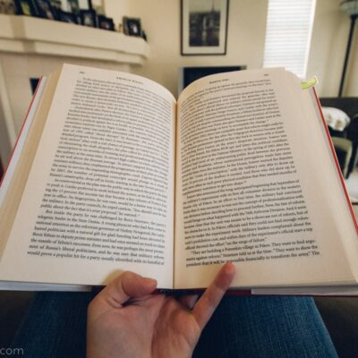 Reading Challenge Recap and Refresh