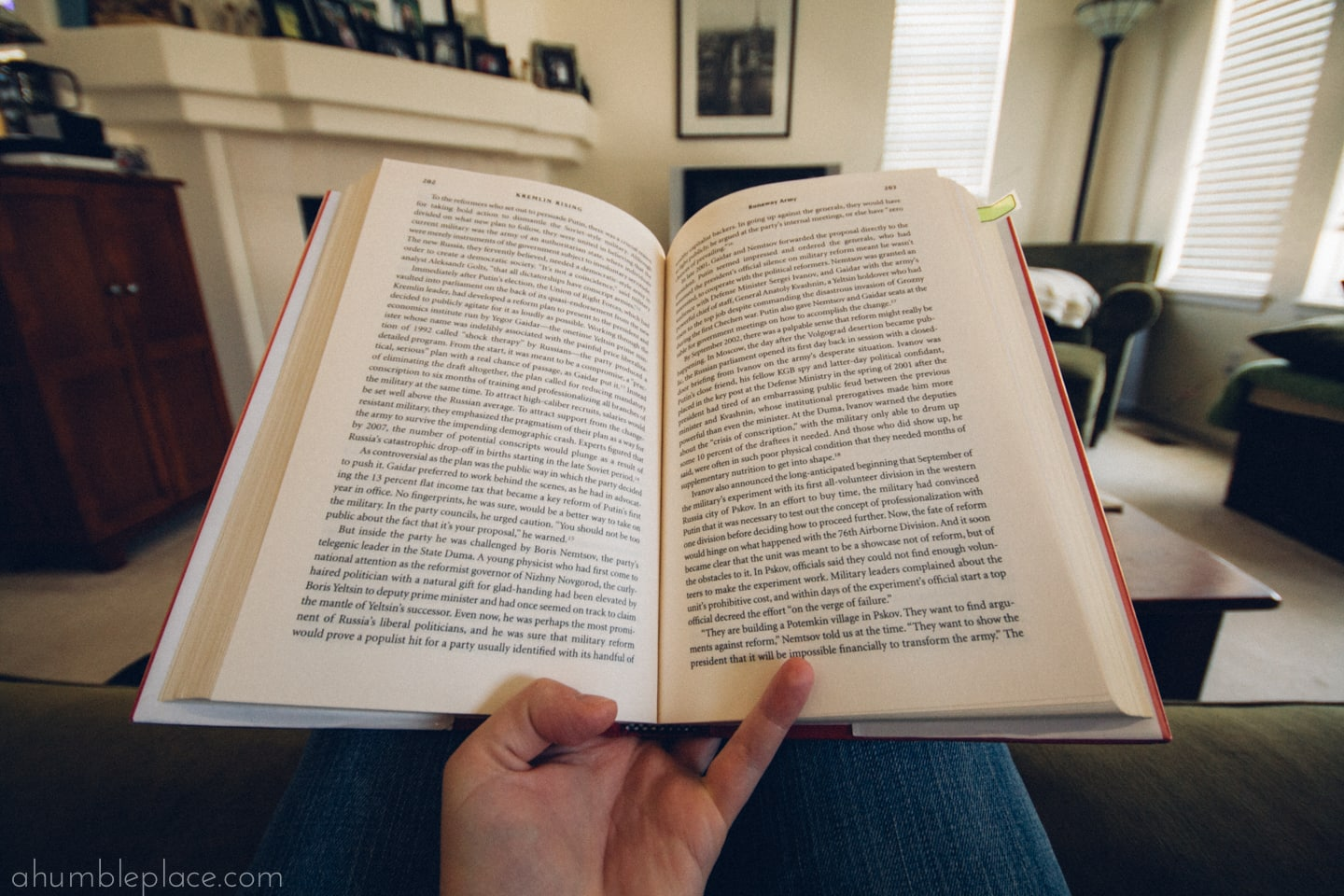The love of learning the sequestered nooks and all the sweet serenity of books. - ahumbleplace.com