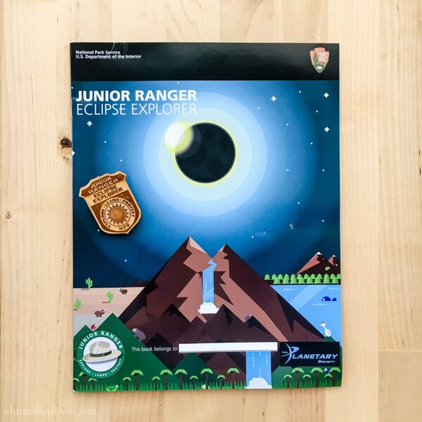 Fort Laramie Junior Ranger Adventures - ahumbleplace.com