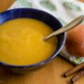 Simple Butternut Squash Soup - ahumbleplace.com