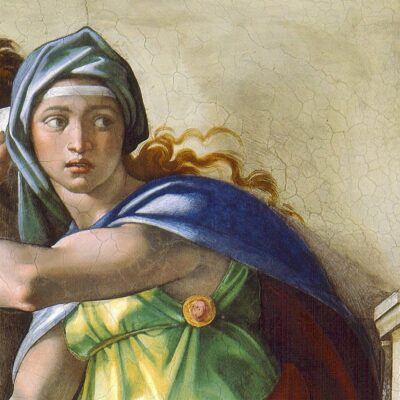 Charlotte Mason Picture Study Aid: Michelangelo
