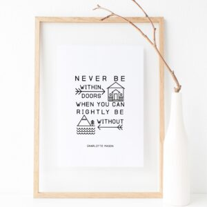 Charlotte Mason Quote Prints - ahumbleplace.com
