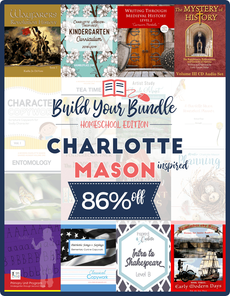 Build Your Bundle Sale - ahumbleplace.com