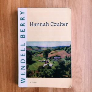 Hannah Coulter - ahumbleplace.com