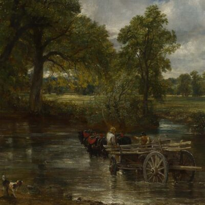 Charlotte Mason Picture Study Aid: John Constable (and prints download!)