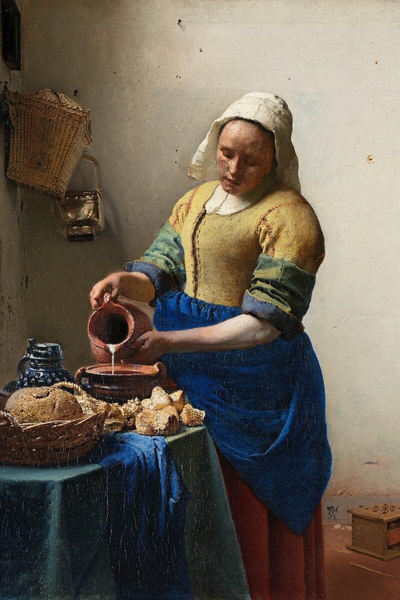 Charlotte Mason Picture Study Aid: Johannes Vermeer