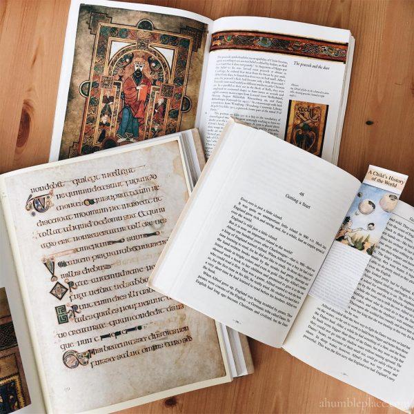 Ambleside Online Year 2 Term 2 Plans - ahumbleplace.com