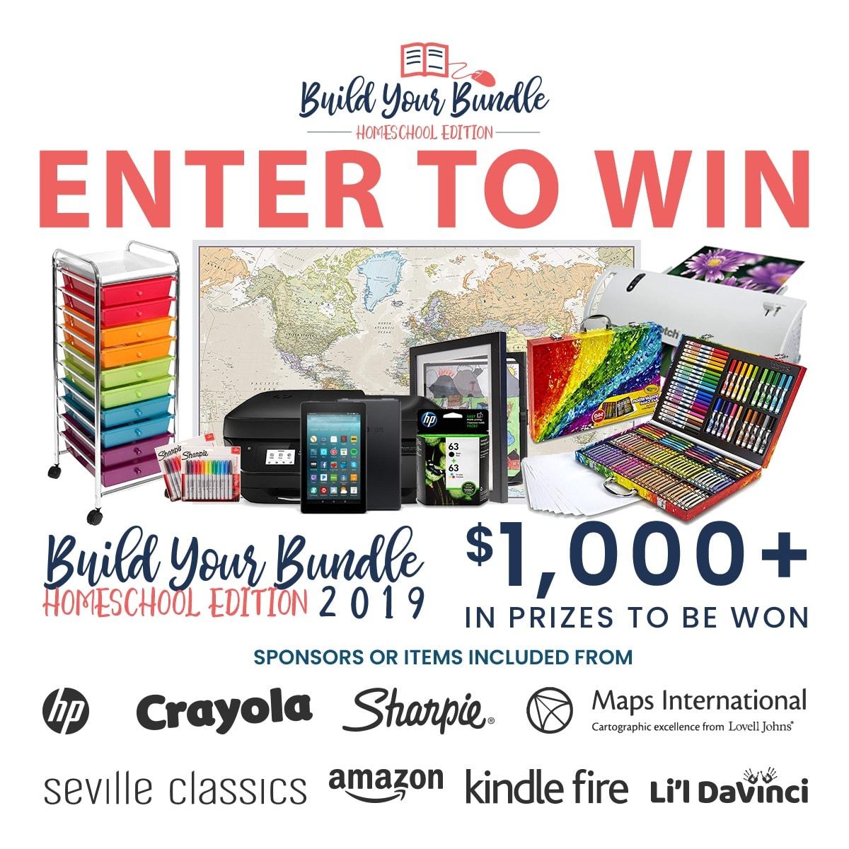 2019 Build Your Bundle! - ahumbleplace.com