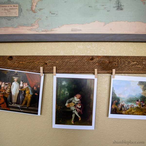 Antoine Watteau: a Charlotte Mason Picture Study Aid - ahumbleplace.com