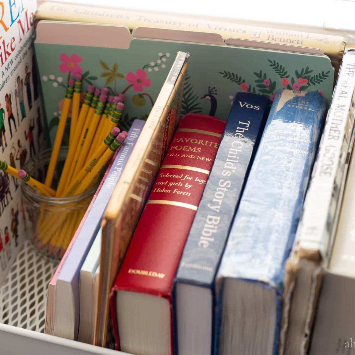 Charlotte Mason Homeschool: Kindergarten Term 1 Plans #charlottemason #homeschool