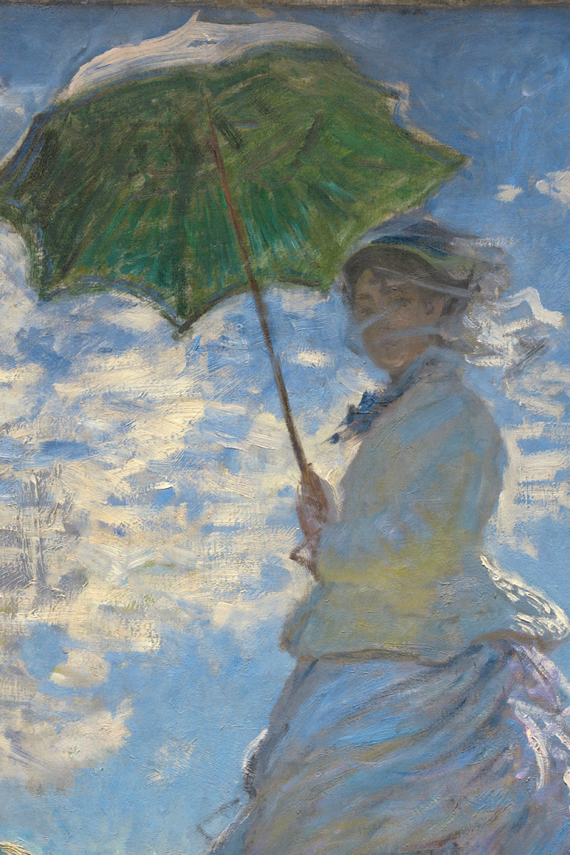 Claude Monet Picture Study