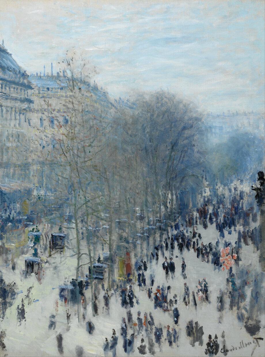 Claude Monet Picture Study