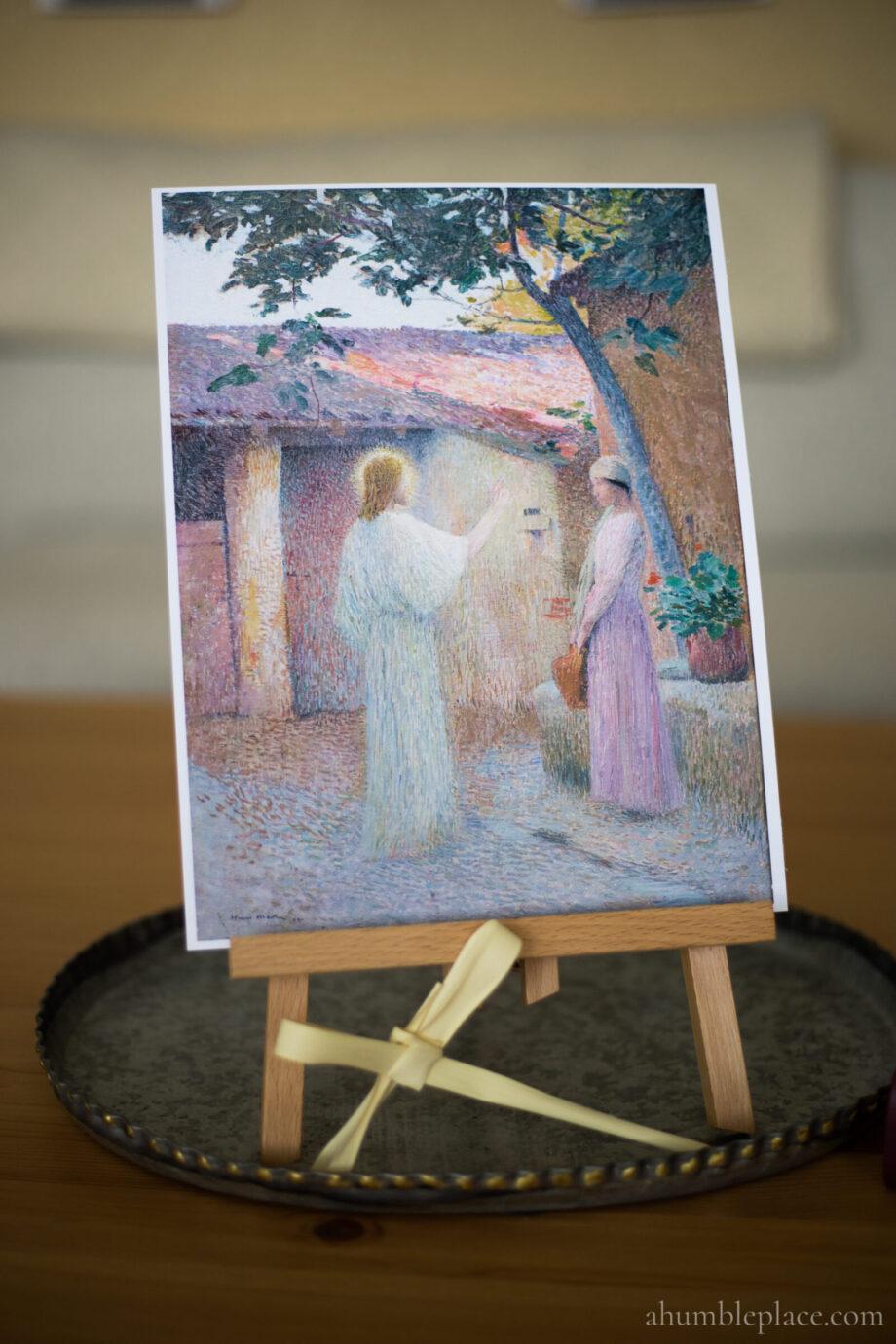 Messiah: Lenten Art Devotions - ahumbleplace.com