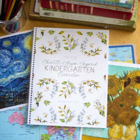 Charlotte Mason Kindergarten Curriculum - ahumbleplace.com