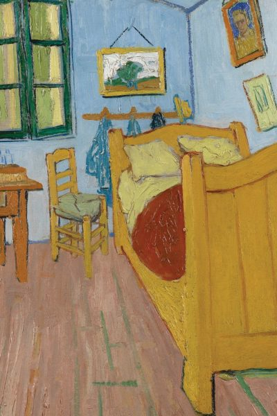 Charlotte Mason Picture Study van Gogh Bedroom