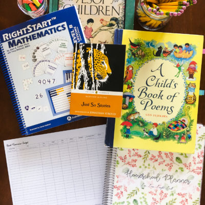 Frugal Ideas for Homeschooling - ahumbleplace.com