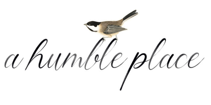 a humble place