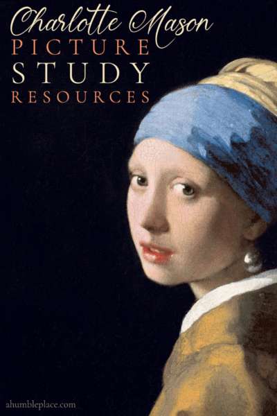 Picture Study Resources - ahumbleplace.com