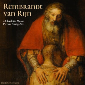 Rembrandt Picture Study