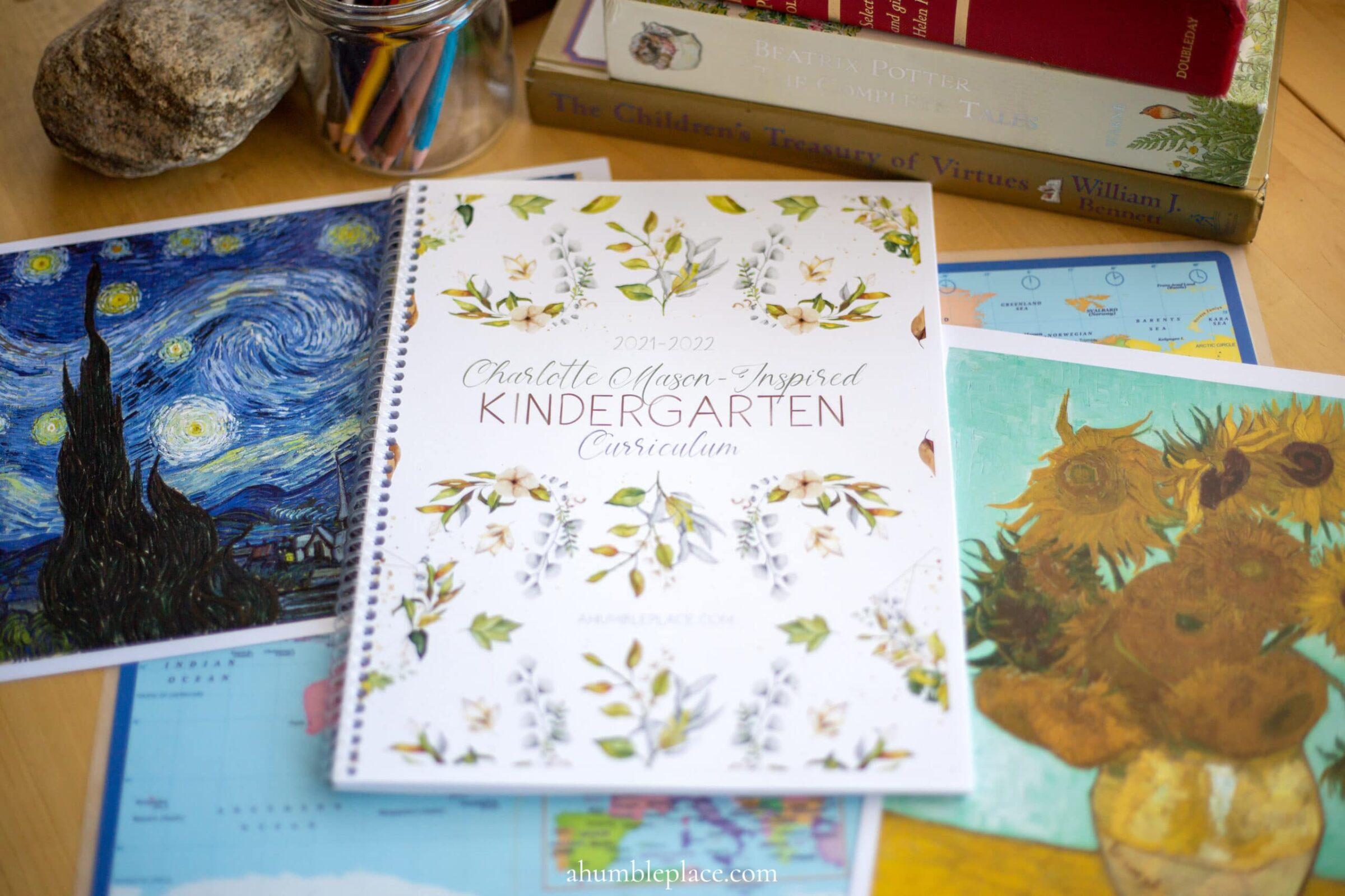 Charlotte Mason Kindergarten