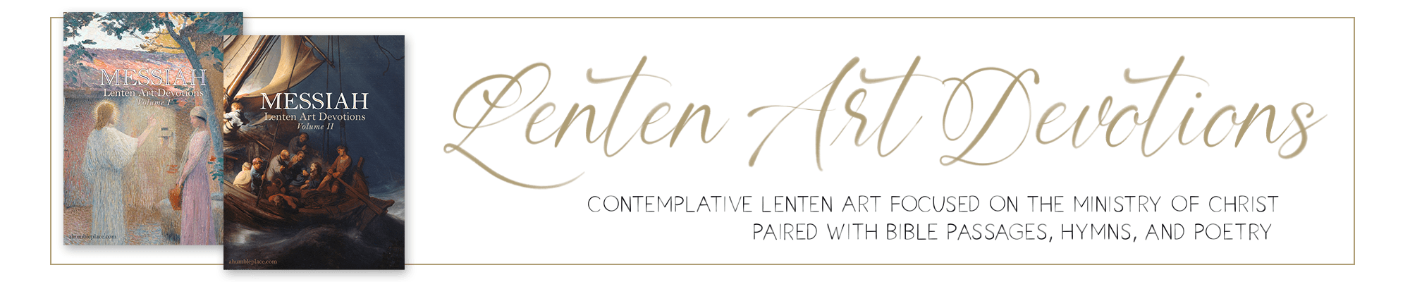 Lenten Art Devotions
