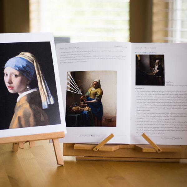 Charlotte Mason Picture Study Aids and Art Prints
